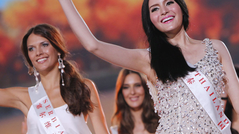 """""""Мисс Сербия"""" и """"Мисс Таиланд"""""""