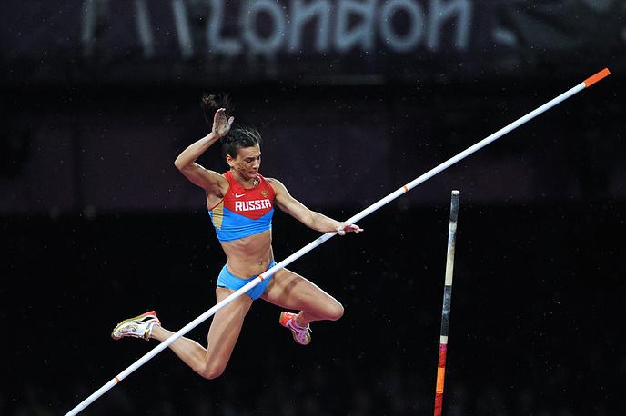 Олимпиада в Лондоне, 2012 год