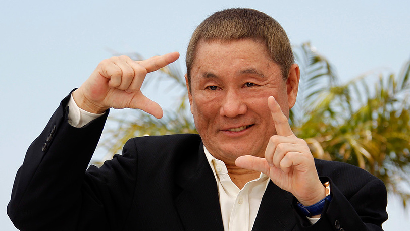 Японский режиссер Такеши Китано