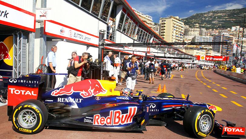 Себастьян Феттель (Red Bull Racing)