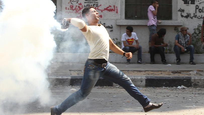 Нападение на посольство США в Египте