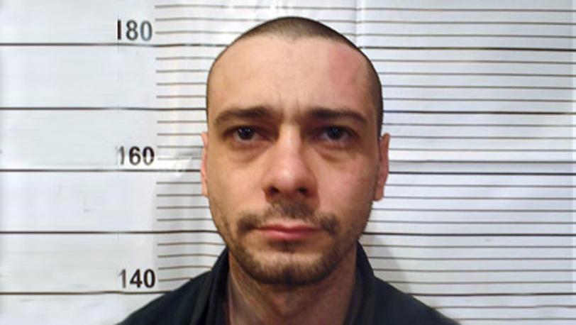 Подозреваемый в совершении преступления Сергей Помазун