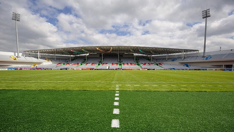 Стадион в Екатеринбурге
