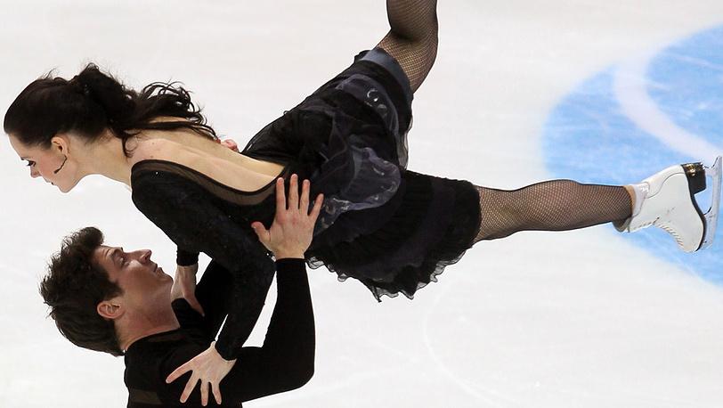 Тесса Вирту и Скотт Мойр (Канада)