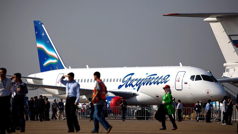 Российский ближнемагистральный пассажирский самолет Superjet-100