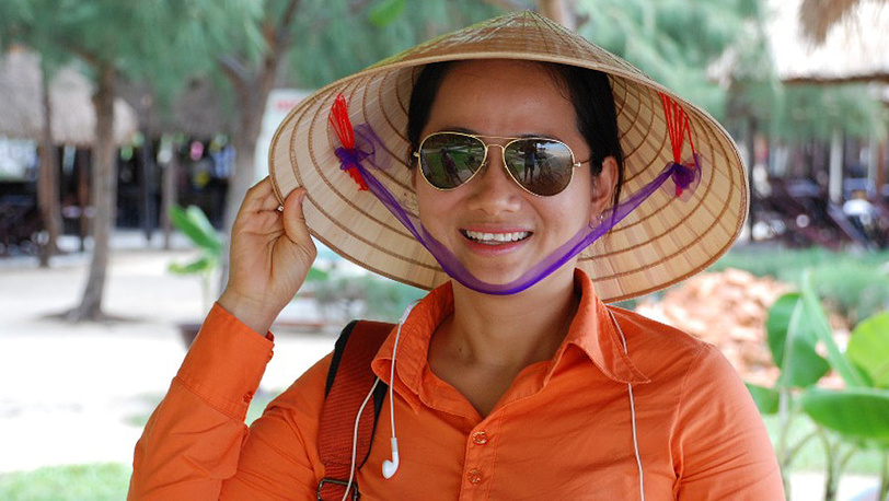 Вьетнамка Суан