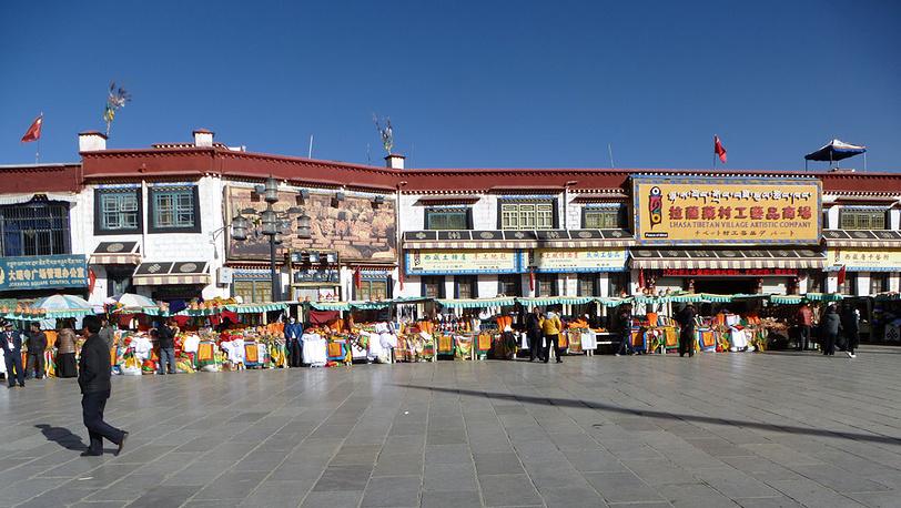 Площадь Баркхор