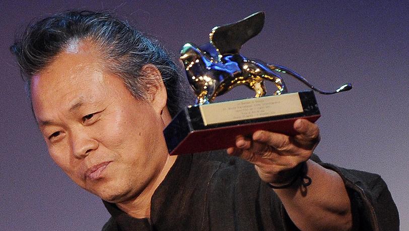 Победитель прошлогоднего фестиваля Ким Ки Дук