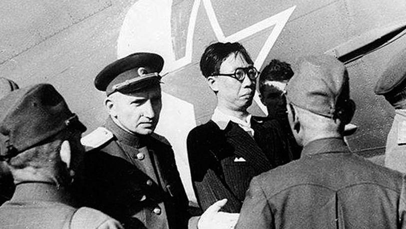 Император Пу И. Фото ИТАР-ТАСС