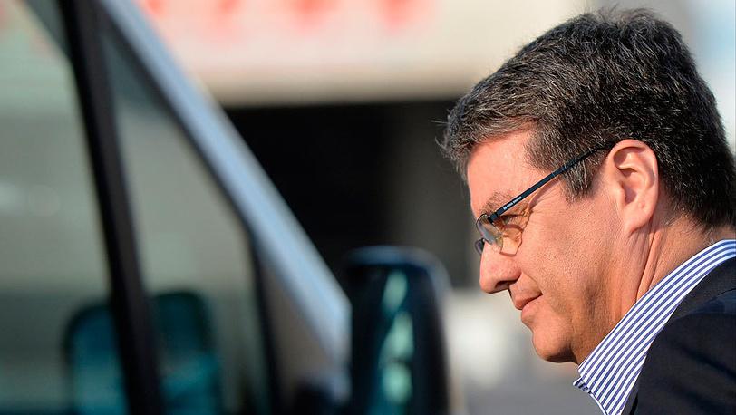 Генеральный директор ВТО Роберто Азеведо. Фото EPA/ALEXANDER VILF / POOL