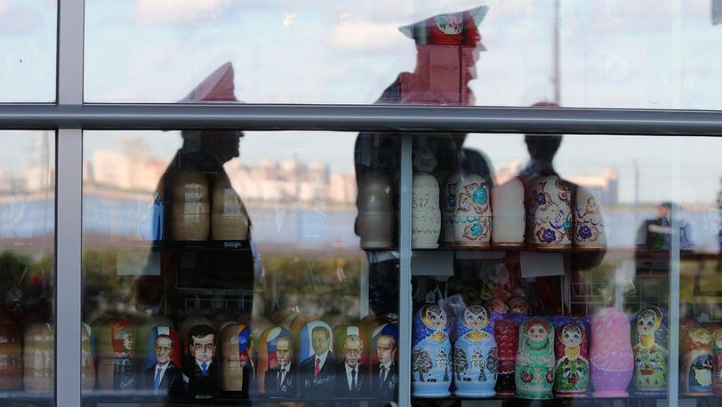 "Подготовка к саммиту ""Большой двадцатки"". Фото EPA/ANATOLY MALTSEV"