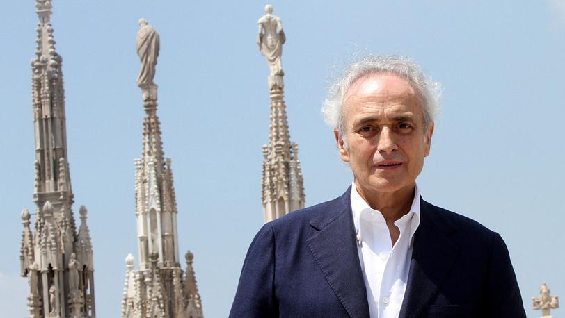 Тенор Хосе Каррерас. Фото EPA/MATTEO BAZZI .