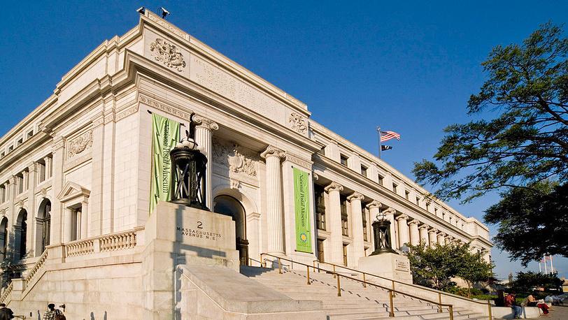 Национальный почтовый музей, Вашингтон. Фото Smithsonian National Posta Museum