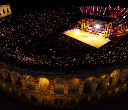"""""""Арена ди Верона"""". Фото operaonice.eu"""