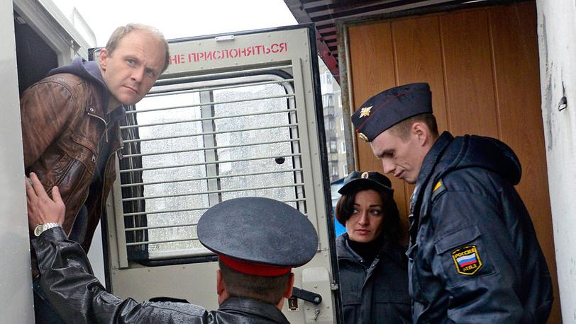 Денис Синяков, Россия. Фото EPA/ANGELA KOLYADA