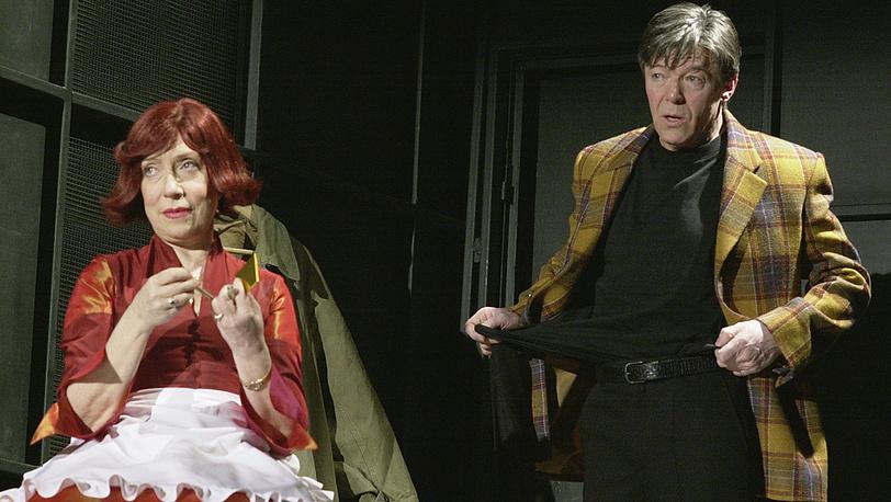 "Спектакль ""Tout Paye, или все оплачено"", 2004 год. Фото ИТАР-ТАСС/ Александр Куров"
