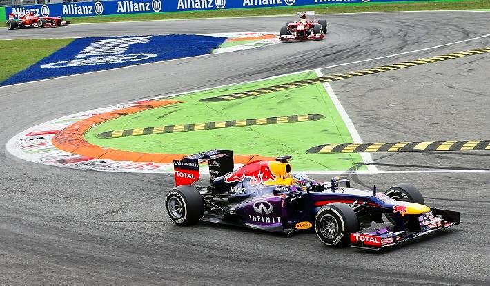 Очередной триумф немца - Гран-при Италии