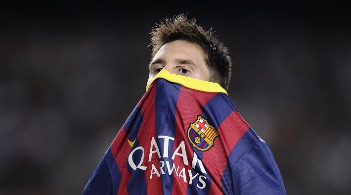 """Лионель Месси /""""Барселона"""", сборная Аргентины/. AP Photo/Manu Fernandez"""