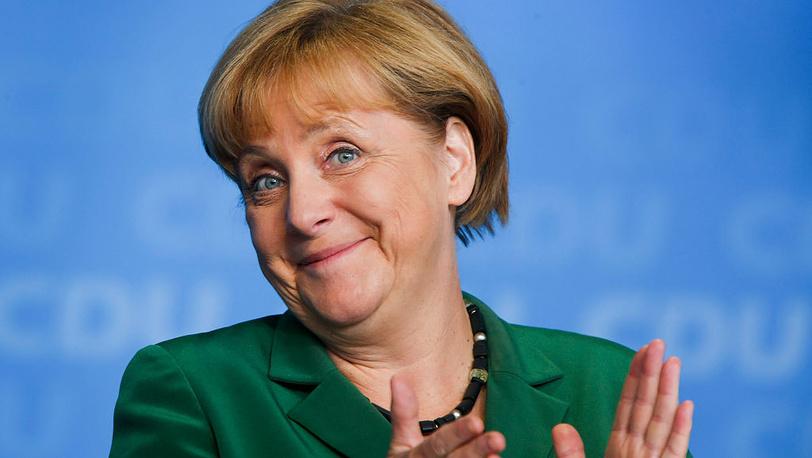 Ангела Меркель. Фото ИТАР-ТАСС/ EPA/ JENS BUETTNER