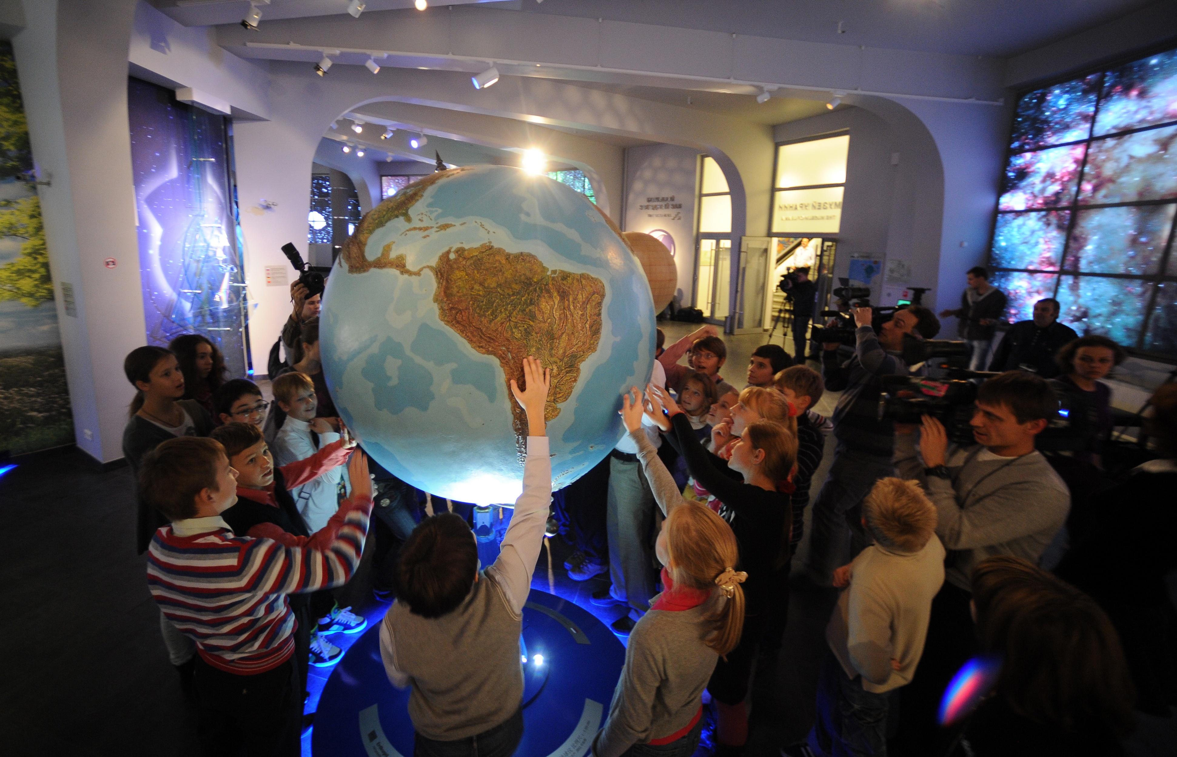 Все познается в сравнении: 10 вопросов на знание географии