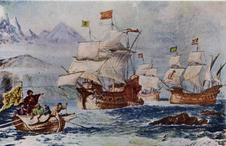 Насколько хорошо вы знаете историю Великих географических открытий?
