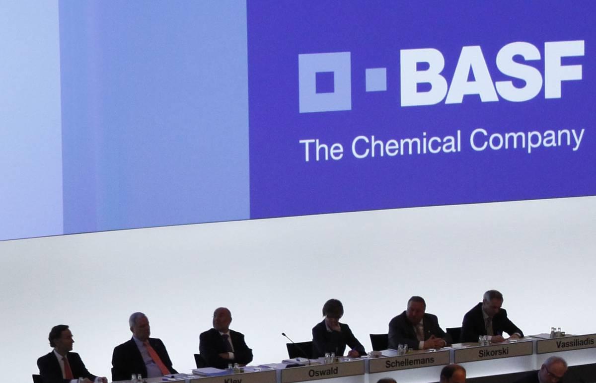 """BASF и """"Газпром"""" объявляют, что сделка по обмену активами не будет завершена"""