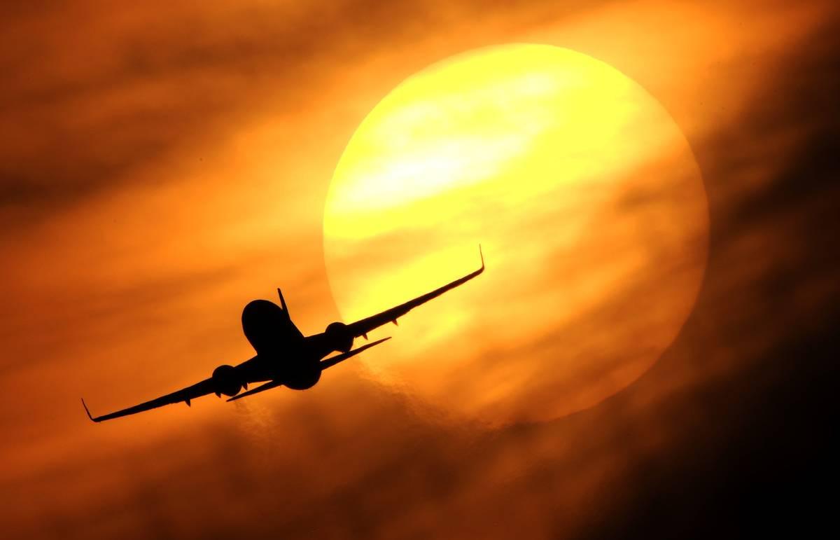 Египет опроверг информацию об инциденте с британским самолетом близ Шарм-эш-Шейха