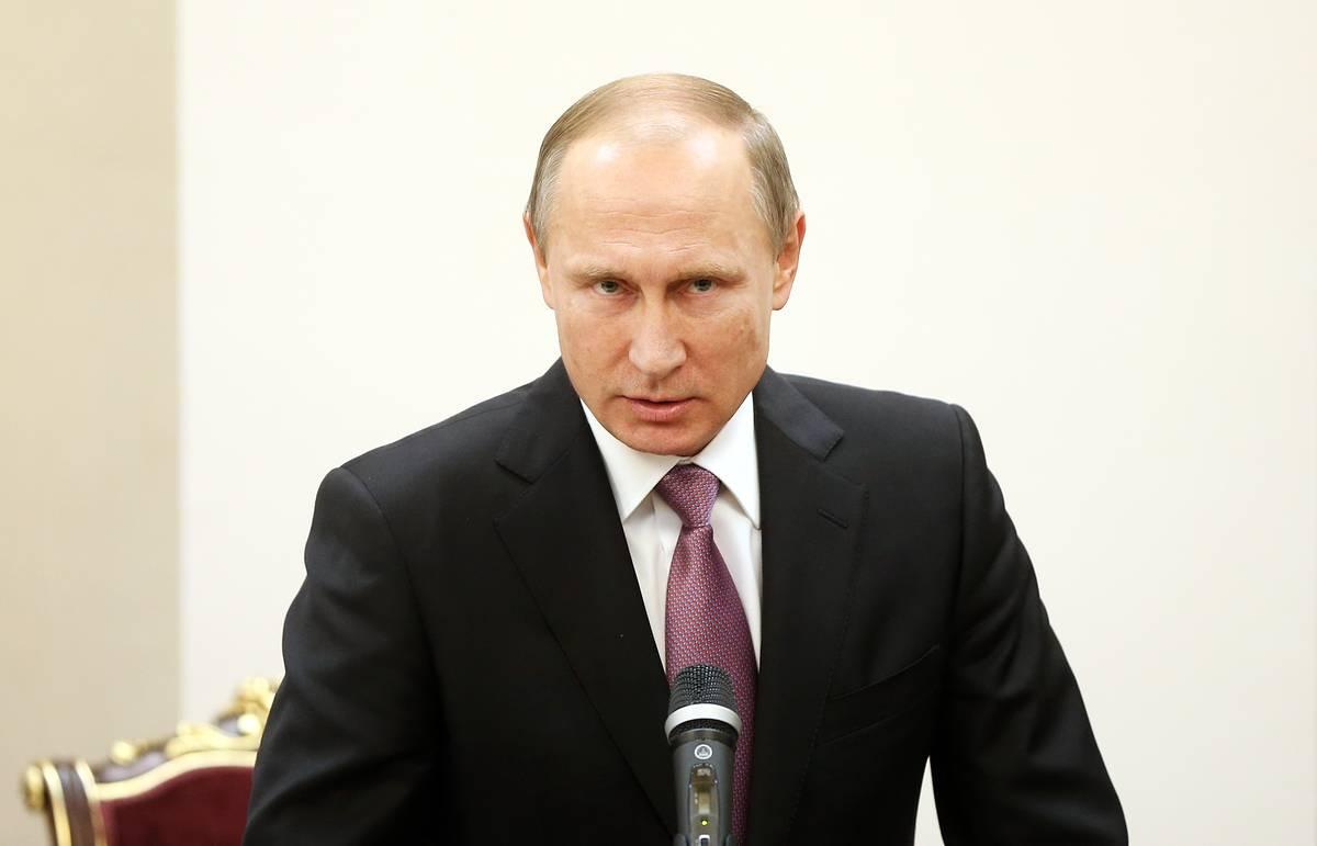 Путин: атака Турции на Су-24 - удар в спину РФ, который нанесли пособники террористов