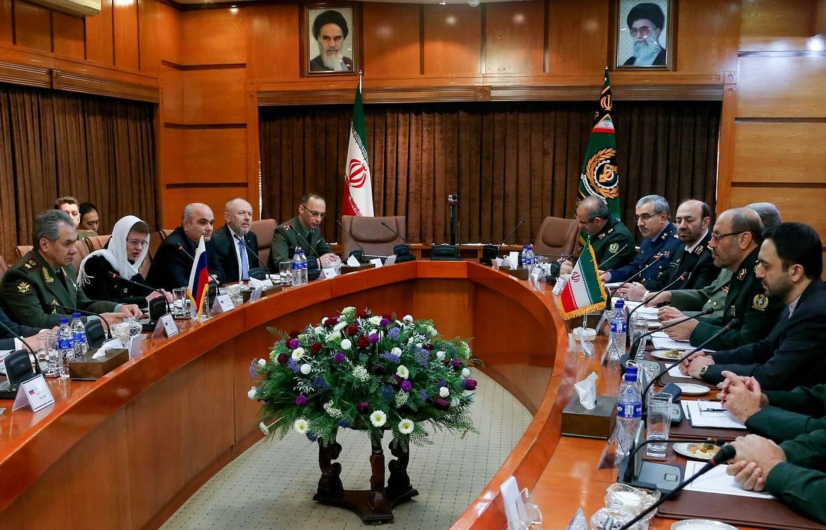 Военно-техническое сотрудничество Ирана и России. Досье