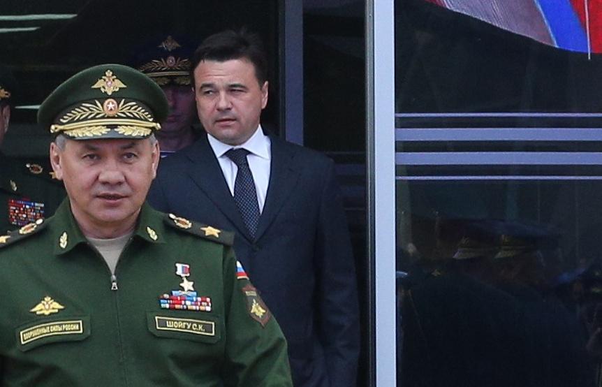 Минобороны РФ передало в собственность Московской области 187 военных городков