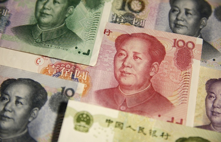 Народный банк Китая поднял курс юаня до максимума с начала года