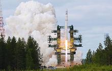 """Первый испытательный пуск ракеты-носителя """"Ангара-1.2ПП"""""""