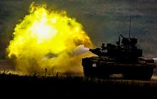 Боевой танк Т-80