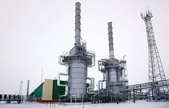 Самбургское месторождени, принадлежащее компании «СеверЭнергия»
