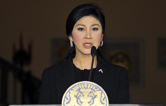 Премьер-министр Таиланда Йинглак Чинават