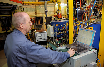Ученый-технолог  в Институте ядерной физики имени Г.И.Будкера