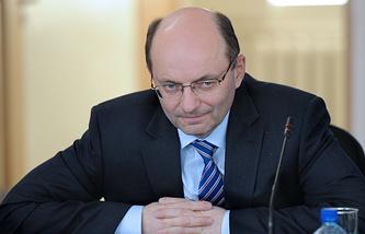 Экс-губернатор Свердловской области Александр Мишарин