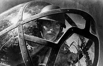 Штурман-бомбардир. 1944 г.