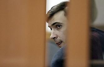 Александр Ермаков, предполагаемый сообщник экс- полковника Квачкова