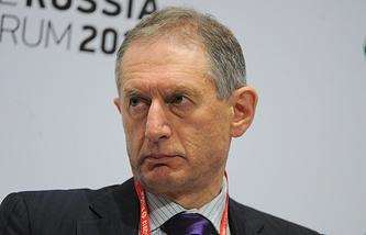 Первый заместитель председателя Банка России Алексей Симановский