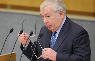 Уполномоченный по правам человека в РФ Владимир Лукин