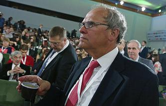 Директор департамента глобальных индикаторов Всемирного банка Аугусто Лопес-Кларос