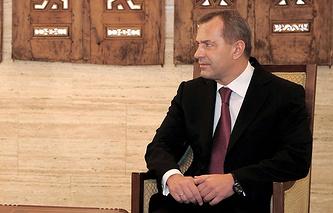 Секретарь Совбеза Украины Андрей Клюев