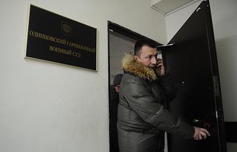 """Бывший командир пилотажной группы """"Стрижи"""" Валерий Морозов"""