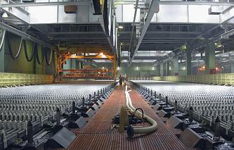 На Челябинском цинковом заводе