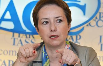 Руководитель Росимущества Ольга Дергунова