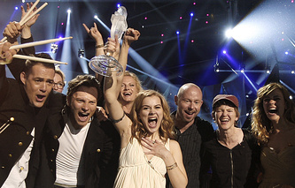 """Финал """"Евровидения - 2013"""" в Мальме"""