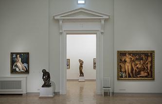 В Государственном Русском музее