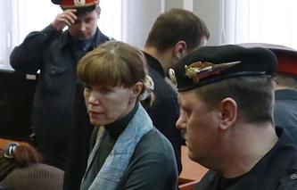 """Директор клуба """"Хромая лошадь"""" Светлана Ефремова"""