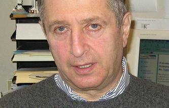 Российский ученый Яков Синай